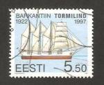 Stamps Europe - Estonia -  goleta tormilind