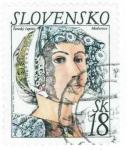 Sellos del Mundo : Europa : Eslovaquia : Zensky Zepiec / Madunice