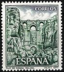 Sellos de Europa - España -  2420 Serie turística. Tajo de Ronda, Málaga.