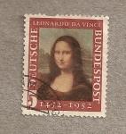 Sellos de Europa - Alemania -  Mona Lisa