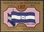 Sellos de America - Honduras -  Centenario de la fundacio de la U.P.U.