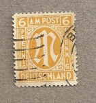 Stamps Germany -  Correo A:M.