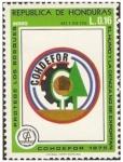 Stamps Honduras -  Protege los Bosques