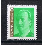 Sellos del Mundo : Europa : España : Edifil  3526  S.M. Don Juan Carlos I