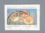 Sellos de Europa - España -  Niscalo (repetido)