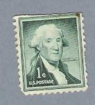 Sellos de America - Estados Unidos -  Washington