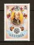 Stamps Grenada -  IGNAZ  PHILIPP  SEMMELWEISS