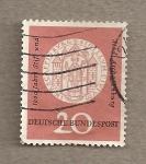 Stamps Germany -  1000 años ciudad de Aschaffenburg