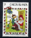 Sellos del Mundo : Europa : Turks_y_Caicos : navidad