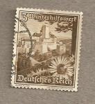 Sellos de Europa - Alemania -  Castillo de Forchtenstein
