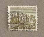 Stamps Germany -  Edificios Gubernamentales de Berlín