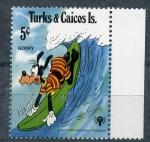 Sellos del Mundo : Europa : Islas_Turcas_y_Caicos : U.N.I.C.E.F.
