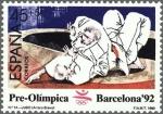 Sellos de Europa - España -  BARCELONA