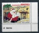 Sellos de America - Dominica -  Navidad