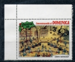 Stamps of the world : Dominica :  Navidad