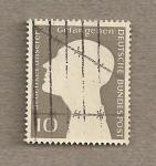 Stamps Germany -  En memoria de los prisioneros de guerra