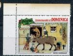 Stamps Dominica -  Navidad