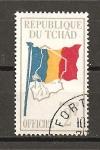 Sellos de Africa - Chad -  Oficial.