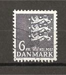 Sellos de Europa - Dinamarca -  Simbolo nacional.