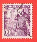 Stamps : Europe : Spain :  General Franco