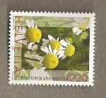 Stamps Switzerland -  Flores medicinales