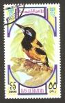 Sellos de Asia - Emiratos Árabes Unidos -  ras al khaima, fauna, pájaro
