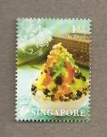 Stamps Asia - Singapore -  Postres