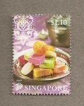 Stamps Asia - Singapore -  Postres