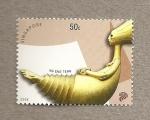 Stamps Singapore -  Escultura