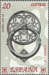 Stamps Europe - Spain -  ARTESANIA ESPAÑOLA. HIERRO,