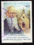 Stamps America - Chile -  Padre Jose Kentenich