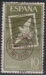 Stamps Spain -  DIA MUNDIAL DEL SELLO