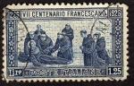 Sellos del Mundo : Europa : Italia :  VII centenario Franciscano