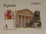 Sellos de Europa - España -  Congreso de los Diputados