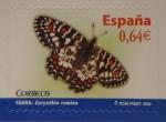 Sellos de Europa - España -  Zerynthia rumina