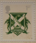 Sellos del Mundo : Europa : Reino_Unido : Slytherin