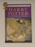 Sellos de Europa - Reino Unido -  Harry Potter and the Prisoner of Azkaban