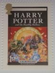 Sellos de Europa - Reino Unido -  Harry Potter and the Deathly Hallows