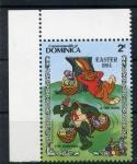 Sellos de America - Dominica -  Pascua