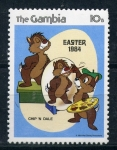 Stamps of the world : Gambia :  Pascua
