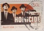 Sellos de Oceania - Australia -  Homicide