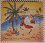 Sellos del Mundo : Oceania : Australia : Christmas island