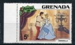 Sellos de America - Granada -  la cenicienta