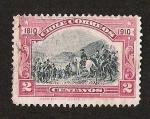 Stamps Chile -  BATALLA DE CHACABUCO - CENTENARIO INDEPENDENCIA