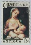 Stamps Antigua and Barbuda -  christmas