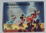 Stamps Antigua and Barbuda -  disney