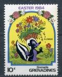 Sellos de America - Granada -  Pascua