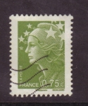 Stamps France -  correo postal