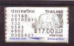 Stamps Asia - Thailand -  correo postal