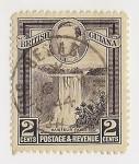 Stamps America - Guyana -  Kaieteur Falls